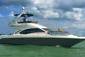 45 ft. Sea Ray Boats 45 Sedan Bridge Motor Yacht Boat Rental Miami Image 2