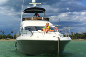 45 ft. Sea Ray Boats 45 Sedan Bridge Motor Yacht Boat Rental Miami Image 3