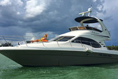 45 ft. Sea Ray Boats 45 Sedan Bridge Motor Yacht Boat Rental Miami Image 4