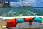45 ft. Sea Ray Boats 45 Sedan Bridge Motor Yacht Boat Rental Miami Image 5