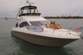 45 ft. Sea Ray Boats 45 Sedan Bridge Motor Yacht Boat Rental Miami Image 12