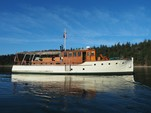 58 ft. Foss Launch Classic Boat Rental Seattle-Puget Sound Image 26