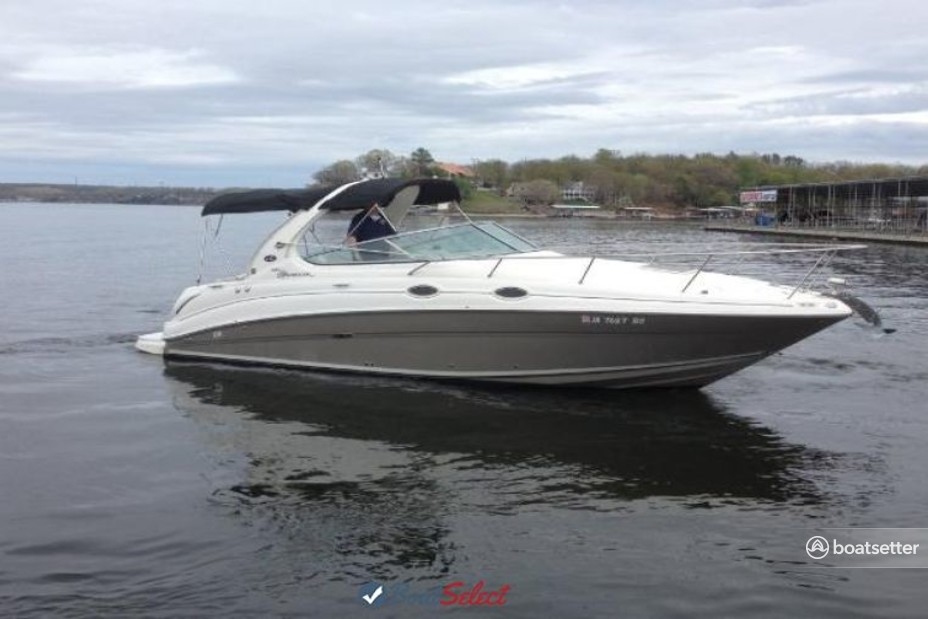 Rent a Sea Ray Boats cruiser in Athens, AL near me