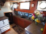 58 ft. Foss Launch Classic Boat Rental Seattle-Puget Sound Image 33