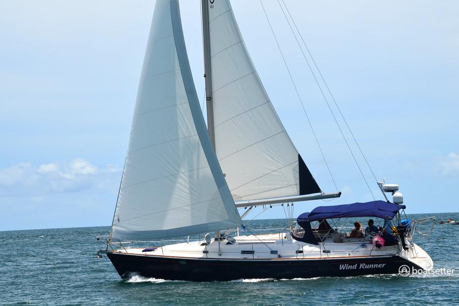 Rent a Beneteau USA sloop in Miami, FL near me