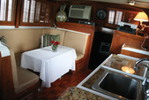 40 ft. Albin Marine Inc. 40' Trawler Motoryacht Trawler Boat Rental Miami Image 13