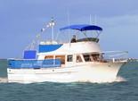 40 ft. Albin Marine Inc. 40' Trawler Motoryacht Trawler Boat Rental Miami Image 3