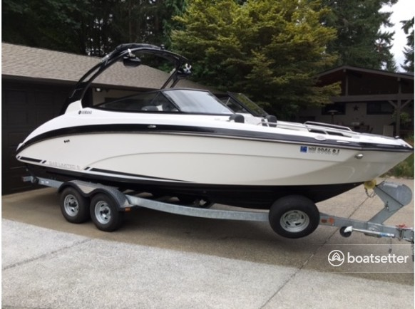 Rent a Yamaha ski and wakeboard in Puyallup, WA near me