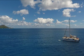 33 ft. Crowther 1983 Catamaran Boat Rental Hawaii Image 4