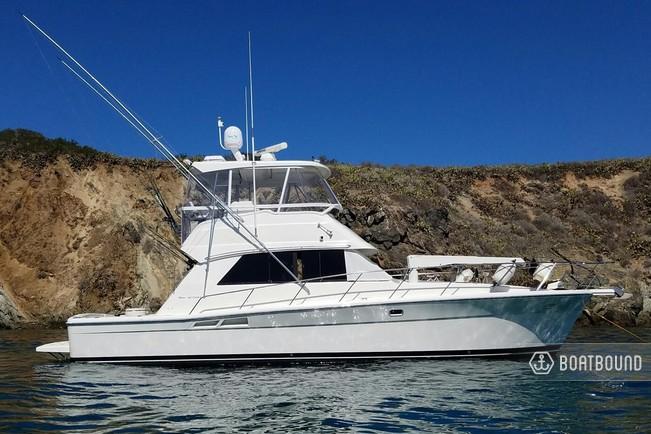 Rent a Riviera Yachts cruiser in Newport Beach, CA near me