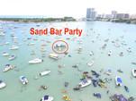 40 ft. Corinthian Pontoon Pontoon Boat Rental Miami Image 2
