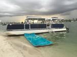 40 ft. Corinthian Pontoon Pontoon Boat Rental Miami Image 5