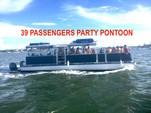 40 ft. Corinthian Pontoon Pontoon Boat Rental Miami Image 3