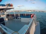 40 ft. Corinthian Pontoon Pontoon Boat Rental Miami Image 6