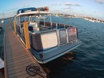 40 ft. Corinthian Pontoon Pontoon Boat Rental Miami Image 7