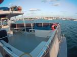 40 ft. Corinthian Pontoon Pontoon Boat Rental Miami Image 14
