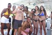 40 ft. Corinthian Pontoon Pontoon Boat Rental Miami Image 11