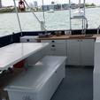 40 ft. Corinthian Pontoon Pontoon Boat Rental Miami Image 21