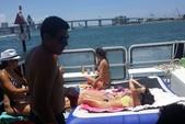 40 ft. Corinthian Pontoon Pontoon Boat Rental Miami Image 22
