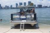 40 ft. Corinthian Pontoon Pontoon Boat Rental Miami Image 24