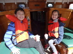 "65 ft. Stephens Brothers Yawl 65"" Yawl Boat Rental San Diego Image 10"