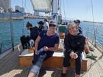 "65 ft. Stephens Brothers Yawl 65"" Yawl Boat Rental San Diego Image 9"