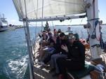 "65 ft. Stephens Brothers Yawl 65"" Yawl Boat Rental San Diego Image 11"