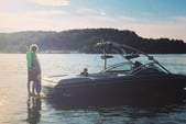 24 ft. Supra by Skiers Choice Launch 24 SSV  Ski And Wakeboard Boat Rental Rest of Northeast Image 11