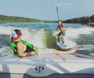 24 ft. Supra by Skiers Choice Launch 24 SSV  Ski And Wakeboard Boat Rental Rest of Northeast Image 12