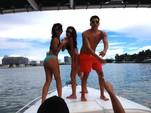 34 ft. Baja Boats 340 Sport Fish Pro Max Center Console Boat Rental Miami Image 7