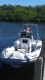 17 ft. Nouva Jolly Rigid Inflatable Boat Rental Miami Image 22
