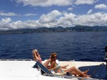 42 ft. Jim Brown Searunner Trimaran Boat Rental Hawaii Image 1