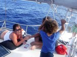42 ft. Jim Brown Searunner Trimaran Boat Rental Hawaii Image 2