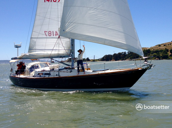 Rent a C & C Yachts classic in Sausalito, CA near me