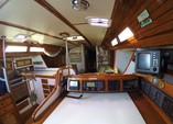 43 ft. C & C Yachts Custom 43 Classic Boat Rental San Francisco Image 3