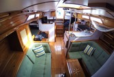 43 ft. C & C Yachts Custom 43 Classic Boat Rental San Francisco Image 4