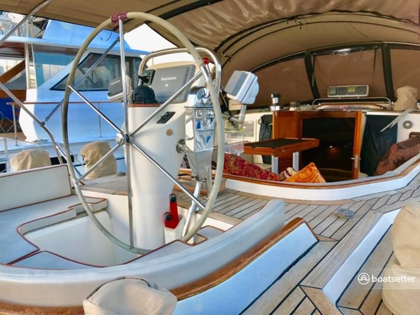 Rent a Tayana sloop in Honolulu, HI near me