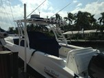 36 ft. deep impact 36 cuddy Cuddy Cabin Boat Rental Miami Image 1