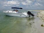 25 ft. Mako Marine 243 Walkaround Cruiser Boat Rental Tampa Image 2
