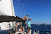 40 ft. Jeanneau Sailboats Sun Odyssey 409 Cruiser Boat Rental Tampa Image 9