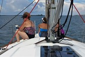 40 ft. Jeanneau Sailboats Sun Odyssey 409 Cruiser Boat Rental Tampa Image 8