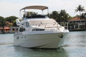 46 ft. Azimut Yachts 46 Flybridge Boat Rental Miami Image 3