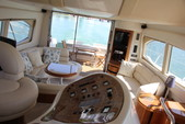 46 ft. Azimut Yachts 46 Flybridge Boat Rental Miami Image 6
