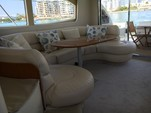46 ft. Azimut Yachts 46 Flybridge Boat Rental Miami Image 9