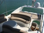 46 ft. Azimut Yachts 46 Flybridge Boat Rental Miami Image 4