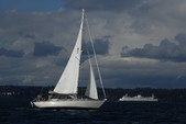 44 ft. Mason 44 Cutter Boat Rental Seattle-Puget Sound Image 57