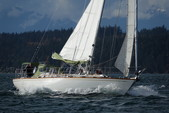 44 ft. Mason 44 Cutter Boat Rental Seattle-Puget Sound Image 1
