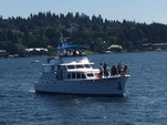 67 ft. Burger Flushdeck cruiser Motor Yacht Boat Rental Seattle-Puget Sound Image 5