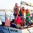 36 ft. Cal 36 Cruiser Racer Boat Rental Boston Image 8