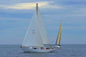 36 ft. Cal 36 Cruiser Racer Boat Rental Boston Image 10